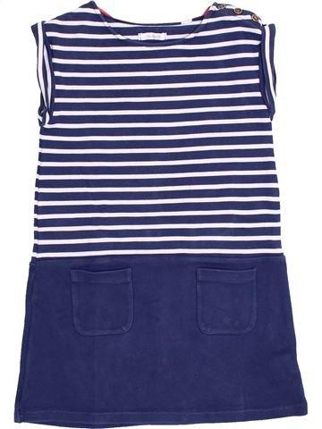 Vestido niña OKAIDI azul 8 años verano #1374715_1
