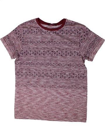 Camiseta de manga corta niño GEORGE marrón 11 años verano #1374727_1