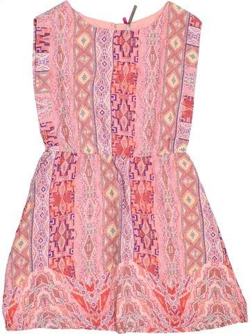 Vestido niña ORCHESTRA rosa 10 años verano #1374813_1