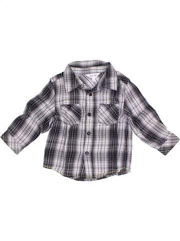 Camisa de manga larga niño KIABI gris 2 años invierno #1375088_1