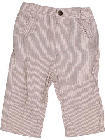 Pantalón corto niño ORCHESTRA gris 2 años verano #1375209_1