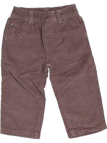 Pantalón niño CARTER'S violeta 12 meses invierno #1375240_1