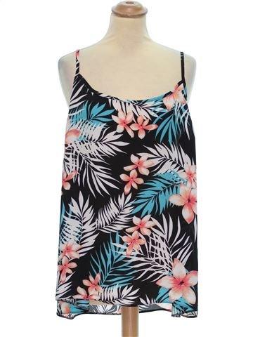 Camiseta sin mangas mujer PAPAYA 48 (XL - T4) verano #1375298_1