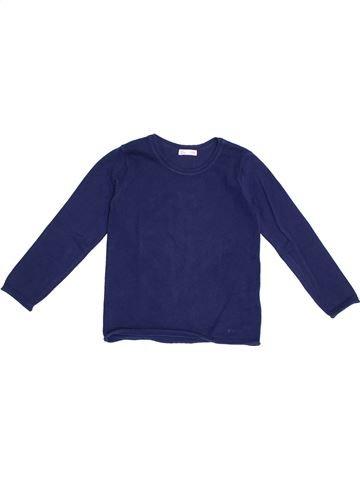 jersey niña DPAM azul 6 años invierno #1375346_1