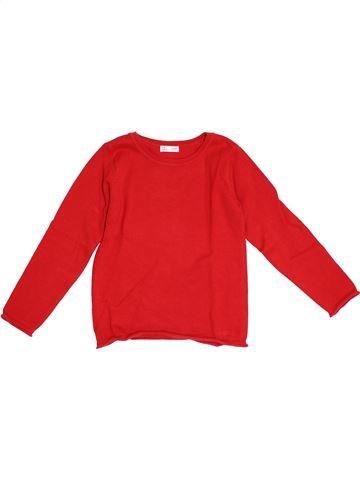 jersey niña DPAM rojo 6 años invierno #1375350_1