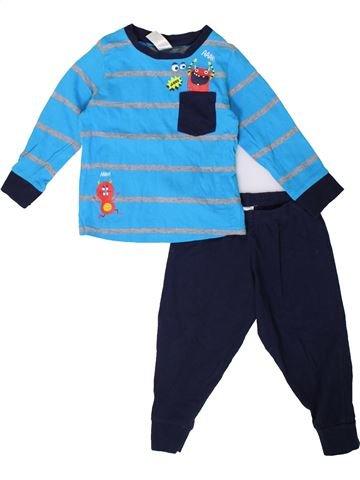 Pijama de 2 piezas niño C&A negro 3 años verano #1375361_1