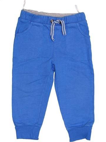 Pantalón niño C&A azul 2 años invierno #1375390_1