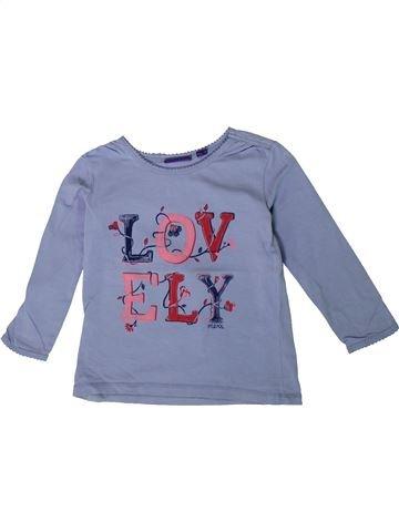 Camiseta de manga larga niña MEXX azul 7 años invierno #1375533_1