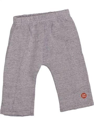 Pantalon fille SUCRE D'ORGE gris 6 mois hiver #1376294_1