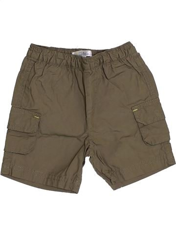 Short - Bermuda garçon KIABI vert 6 mois été #1377100_1