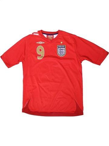 Camiseta deportivas niño UMBRO rojo 12 años verano #1377172_1