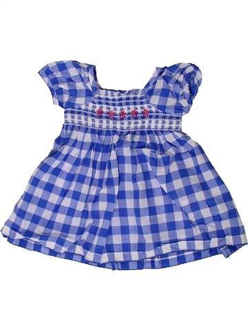 Robe fille PUMPKIN PATCH bleu 3 mois été #1377385_1
