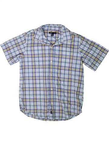 Camisa de manga corta niño GAP azul 9 años verano #1377753_1