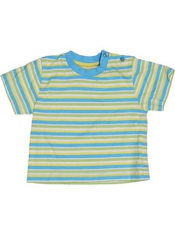 Camiseta de manga corta niño DUNNES STORES blanco 12 meses verano #1378010_1