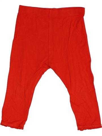 Legging fille MOTHERCARE rouge 2 ans été #1378175_1