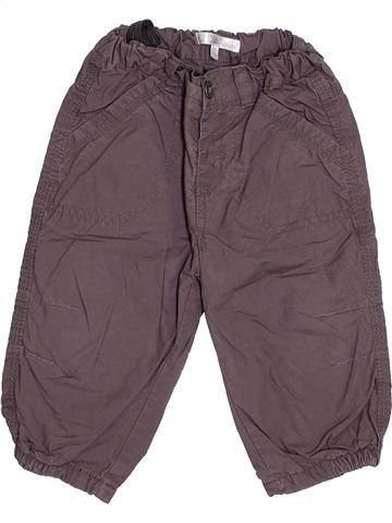 Pantalon garçon KIABI gris 12 mois été #1378522_1