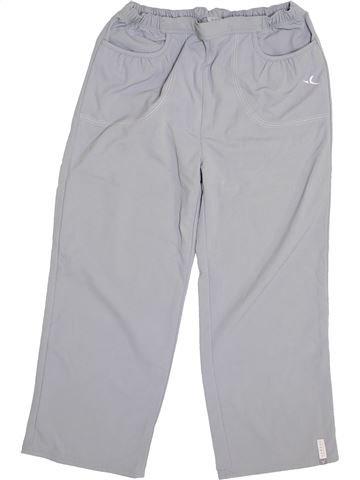 Sportswear fille DOMYOS gris 12 ans été #1378655_1