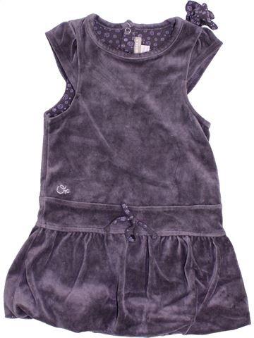 Vestido niña ORCHESTRA violeta 2 años invierno #1379299_1