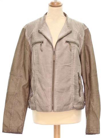 Vestes cuir simili femme RINO & PELLE 44 (L - T3) hiver #1380891_1