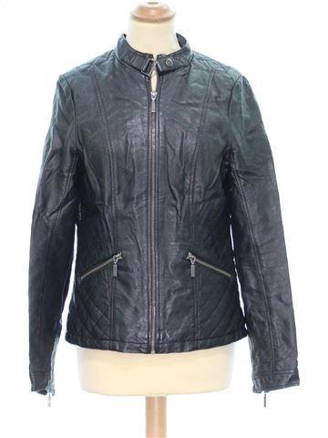 Vestes cuir simili femme WALLIS 38 (M - T1) hiver #1380916_1
