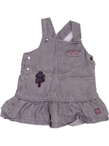 Vestido niña ALPHABET gris 12 meses verano #1381540_1