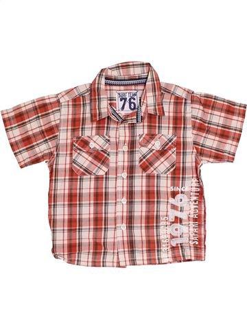 Camisa de manga corta niño MATALAN rosa 2 años verano #1382707_1