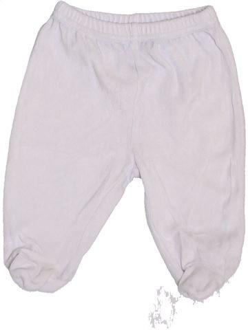 Pantalón niño PREMAMAN blanco 6 meses invierno #1383326_1