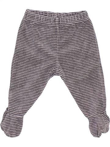 Pantalon unisexe NATALYS gris 3 mois hiver #1383652_1
