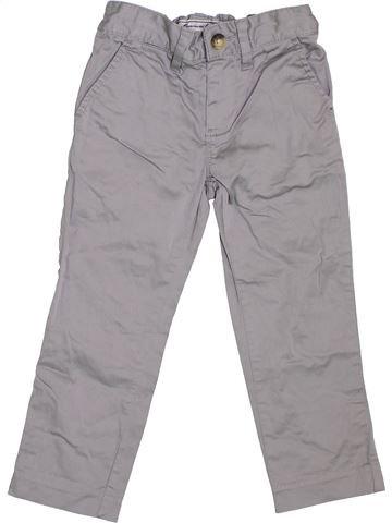 Pantalón niño NEXT gris 5 años verano #1385222_1