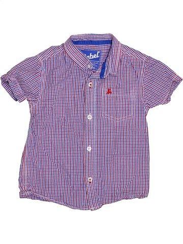 Camisa de manga corta niño PRIMARK violeta 4 años verano #1385246_1