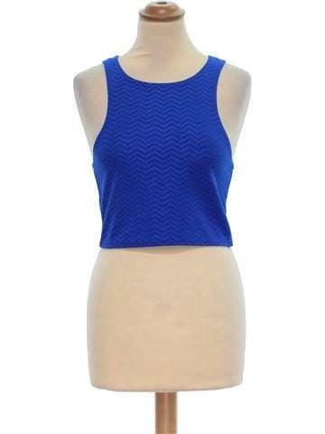 Camiseta sin mangas mujer MISSGUIDED 36 (S - T1) verano #1385523_1