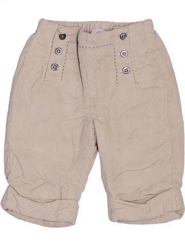 Pantalón niña JACADI gris 3 meses invierno #1385660_1