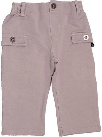 Pantalon garçon SUCRE D'ORGE rose 12 mois hiver #1385817_1