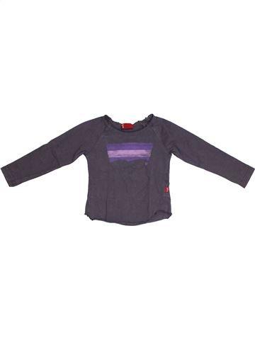 Camiseta de manga larga niña LEVI'S violeta 3 años invierno #1385988_1
