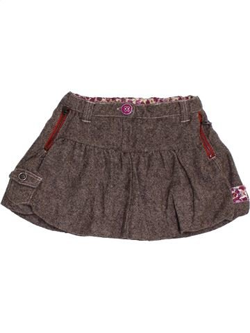 Jupe fille CHICCO marron 2 ans hiver #1386095_1