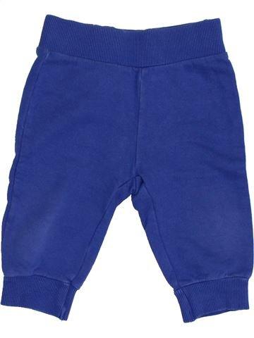 Pantalon garçon BENETTON bleu 12 mois hiver #1386144_1