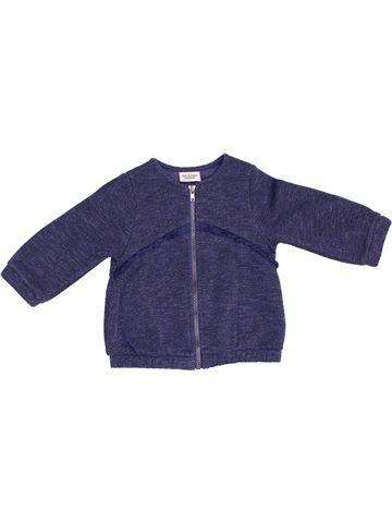 Chaleco niña TAPE À L'OEIL azul 6 meses invierno #1386372_1
