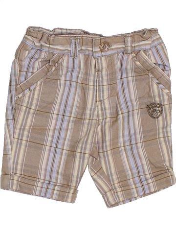 Short - Bermuda garçon SERGENT MAJOR gris 3 mois été #1386462_1