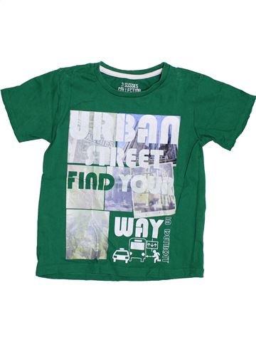 Camiseta de manga corta niño 3 SUISSES verde 5 años verano #1386888_1
