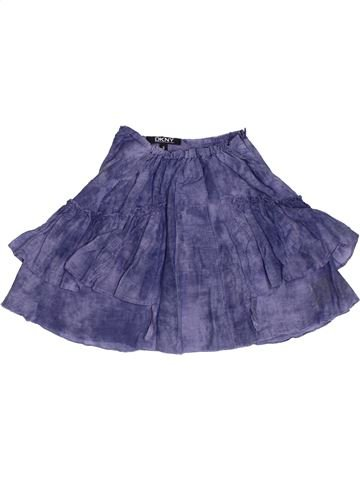 Jupe fille DKNY bleu 6 ans été #1387304_1