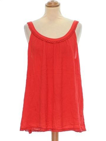 Camiseta sin mangas mujer BONMARCHÉ 42 (L - T2) verano #1388902_1