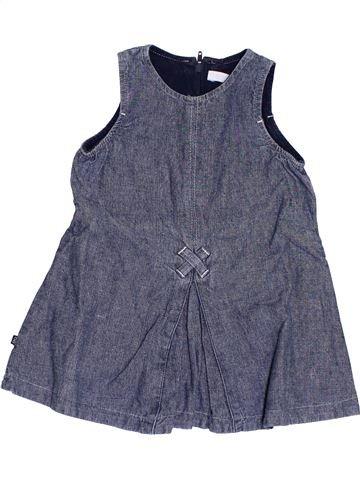 Robe fille OKAIDI bleu 6 mois hiver #1389470_1