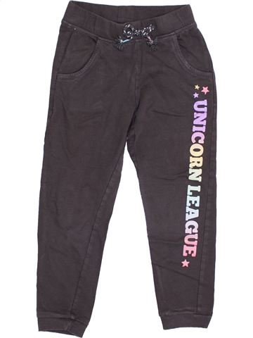 Pantalón niña H&M gris 7 años invierno #1389689_1