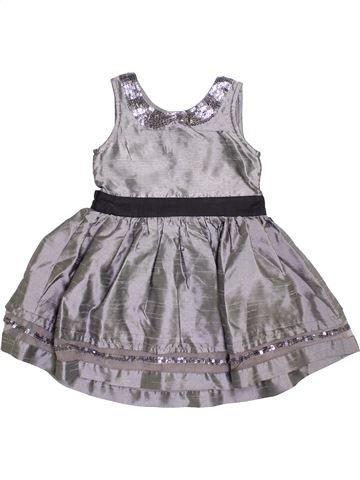 Vestido niña 3 SUISSES gris 3 años invierno #1389724_1