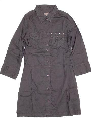 Vestido niña MEXX gris 10 años verano #1389775_1