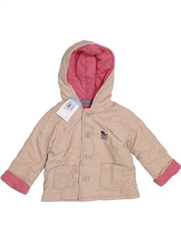 Abrigo niño JOHN LEWIS rosa 3 meses invierno #1390079_1