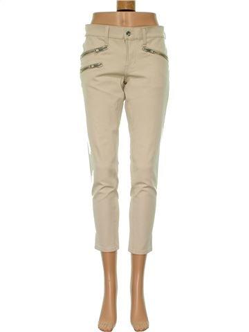 Pantalon femme MANGO 40 (M - T2) hiver #1390193_1