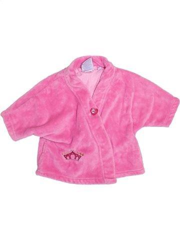Bata niña CARRÉ BLANC rosa 2 años invierno #1390226_1