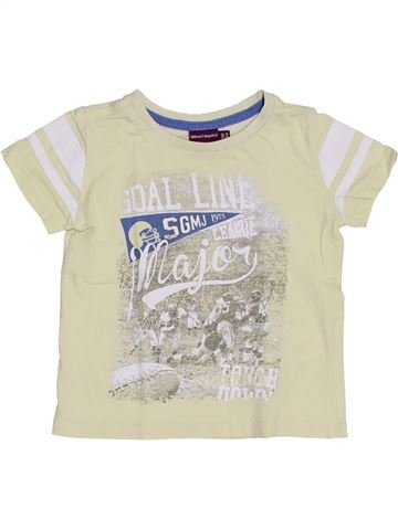 T-shirt manches courtes garçon SERGENT MAJOR bleu 2 ans été #1390348_1