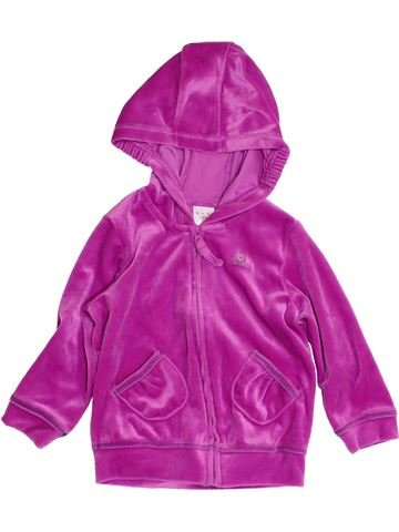 Sportswear fille DOMYOS violet 2 ans hiver #1390549_1